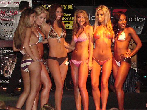 fsu bikini contest